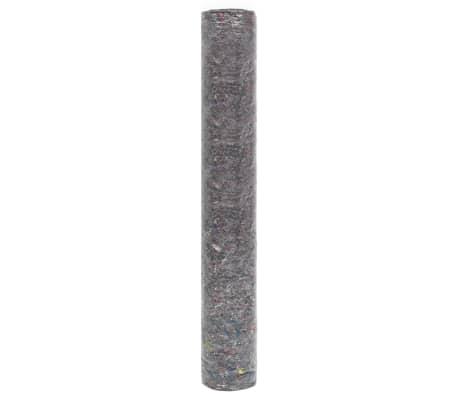vidaXL Rutschfestes Malervlies 50 m 180 g/m² Grau[2/5]