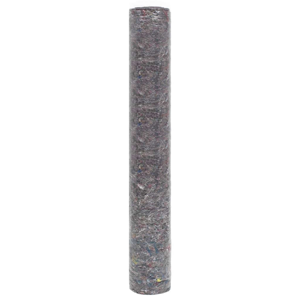 Schildersvlies anti-slip 50 m 180 g/m² grijs 2 st