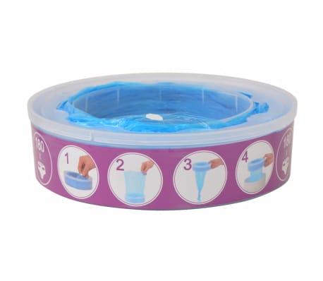 vidaXL Cassettes de recharge pour Angelcare Diaper Genie 6 pcs[2/6]