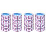 vidaXL Cassetes de recarga para Angelcare Diaper Genie 24 pcs