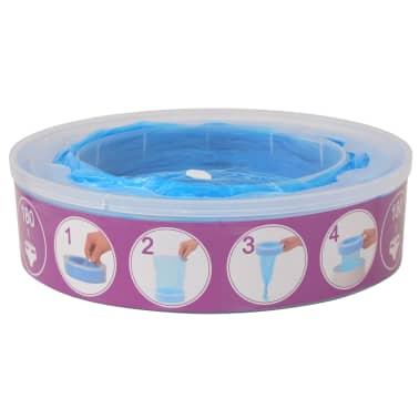 vidaXL Cassettes de recharge pour Angelcare Diaper Genie 24 pcs[6/6]