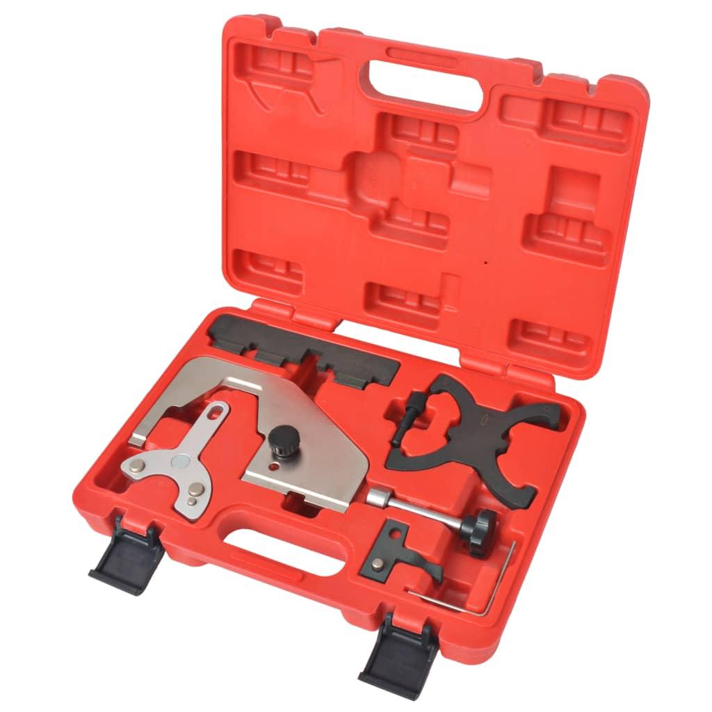 vidaXL Motorregister verktøysett for Ford Mazda Volvo 1,6L 2,0L T4 T5