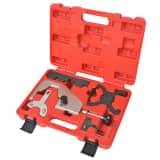 vidaXL Motorsteuerwerkzeug-Set für Ford Mazda Volvo 1,6 L 2,0 L T4 T5