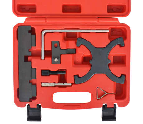 vidaXL Motoreinstellwerkzeug-Set für Ford 1,5 1,6 TI VCT und 2,0 TDCI[4/7]
