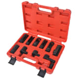 vidaXL 11 Piece Sensor & Sending Unit Socket Set