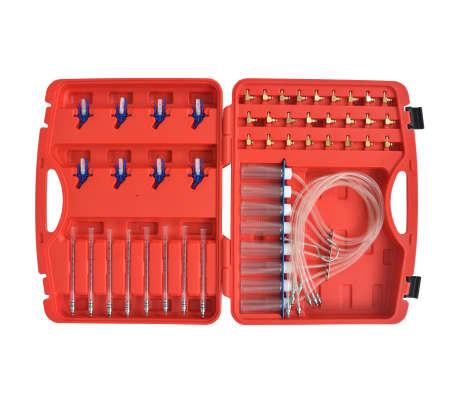 vidaXL Flödesmätare diesel och adaptrar för Common Rail 8-cylinder[2/7]