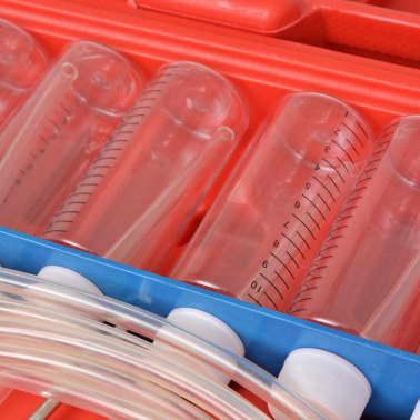 vidaXL Diesel-Durchflussmesser und Adaptersatz für Common Rail 8 Zylinder[4/7]