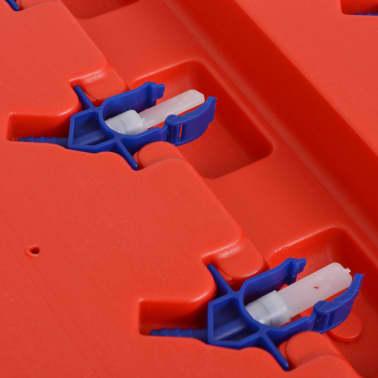 vidaXL Diesel-Durchflussmesser und Adaptersatz für Common Rail 8 Zylinder[5/7]