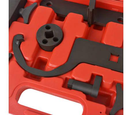 vidaXL Motorsteuerwerkzeug-Set für Jaguar & Land Rover V8 5,0 L[3/6]