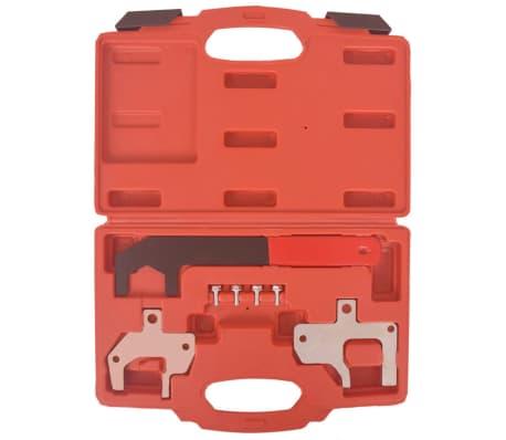 vidaXL Nockenwellen-Zentrierwerkzeug Arretierungswerkzeug für Mercedes M112/M113[2/6]