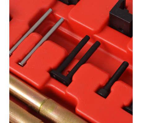 vidaXL Kit d'outils de rivetage de chaînes de distribution Mercedes[4/6]