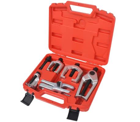 vidaXL Jeu d'outils de réparation de l'extrémité avant 5 pcs
