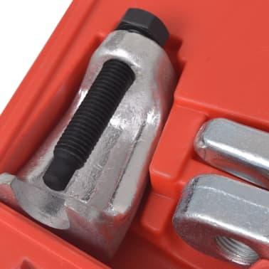 vidaXL Herramietas para reparar la parte delantera de coche 5 piezas[3/6]
