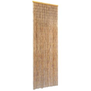 vidaXL insektgardin til døren bambus 56 x 185 cm[1/4]
