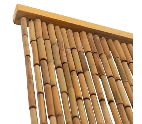 vidaXL insektgardin til døren bambus 56 x 185 cm[3/4]