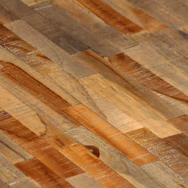 vidaXL Nesting Coffee Table Set 2 Pieces Solid Reclaimed Teak[9/15]