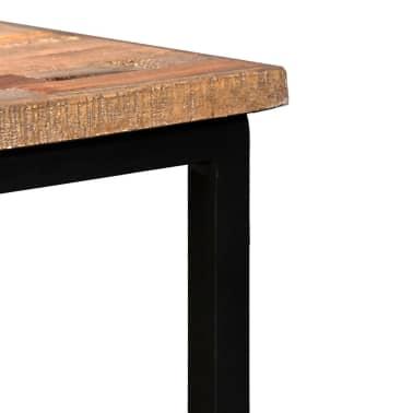vidaXL Nesting Coffee Table Set 3 Pieces Solid Reclaimed Teak[8/18]