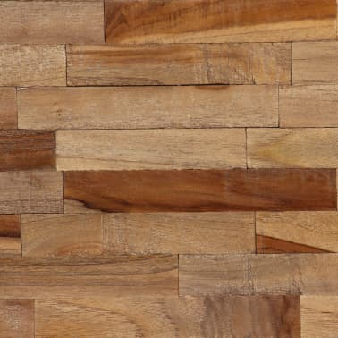 vidaXL TV stolek z recyklovaného teaku 110 x 35 x 30 cm[6/13]