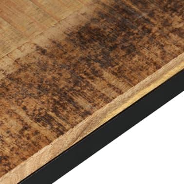 vidaXL Suoliukas, tvirta mango mediena, 110x35x45cm[7/14]