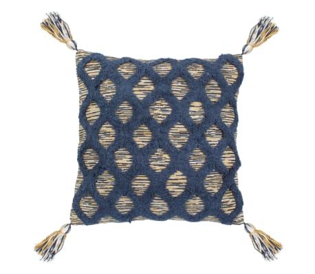 vidaXL Kuddar 2 st bohemisk 45x45 cm flerfärgad[2/4]