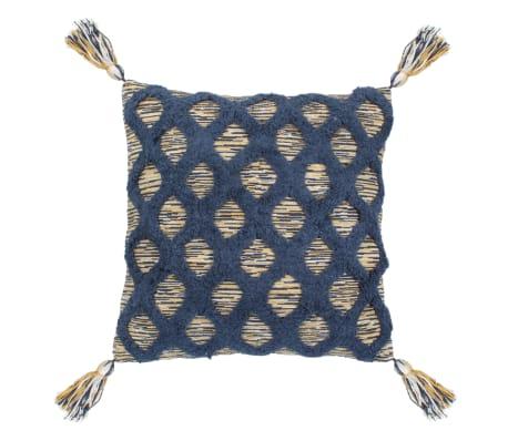 vidaXL Cojines de estampado bohemio 2 unidades 60x60 cm multicolor[2/4]