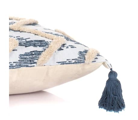 vidaXL 2 poduszki, 45x45 cm, styl boho, wielokolorowe[4/4]