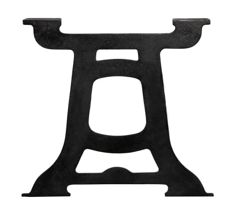 vidaXL Noge za klubsko mizico 2 kosa Y oblike lito železo[6/10]