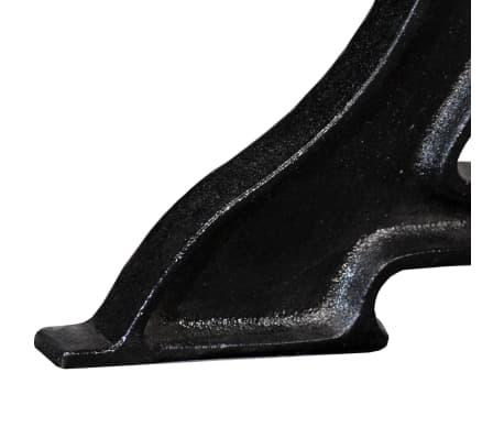 vidaXL Noge za klubsko mizico 2 kosa Y oblike lito železo[7/10]