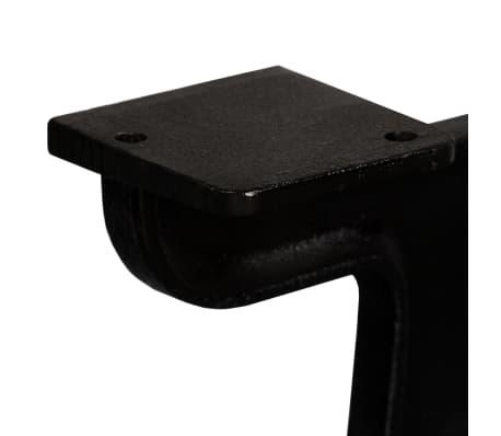 vidaXL Noge za klubsko mizico 2 kosa Y oblike lito železo[8/10]