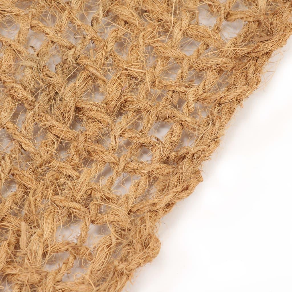 vidaXL Geotextilní protierozní rohož z kokosových vláken 1,9 x 10 m