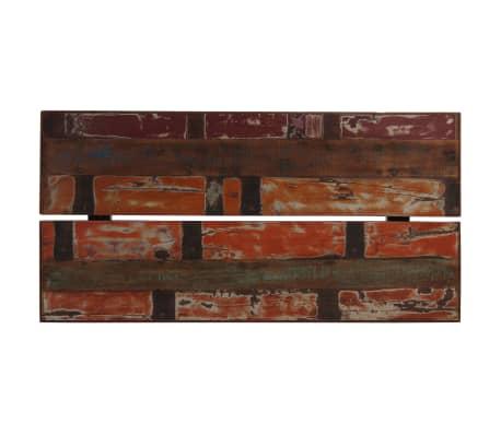 vidaXL Baro stalas, perdirbta mediena, įvairių spalvų, 150x70x107cm[3/10]