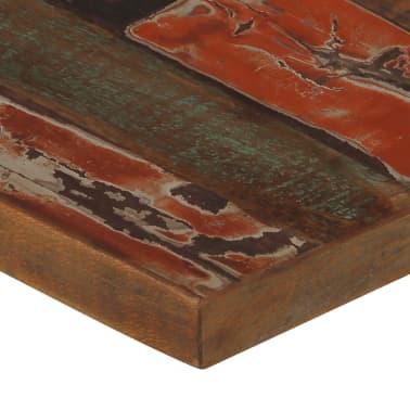 vidaXL Baro stalas, perdirbta mediena, įvairių spalvų, 150x70x107cm[4/10]