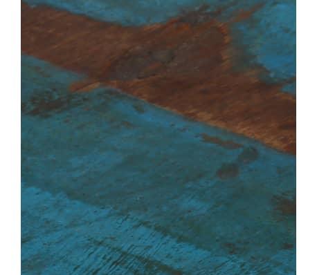 vidaXL Scaune de bar, 4 buc., lemn masiv reciclat[6/12]