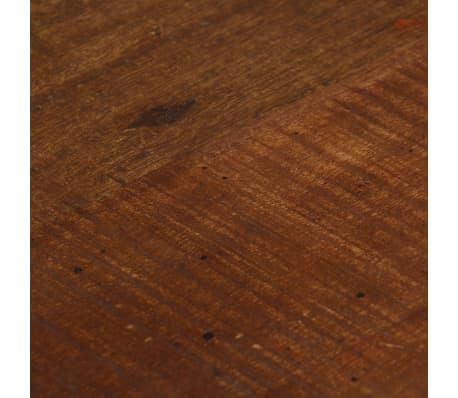 vidaXL Barska garnitura 3-delna iz trdnega predelanega lesa[13/21]