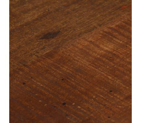 vidaXL Baro baldų komplektas, 7d., masyvi perdirbta mediena[13/21]