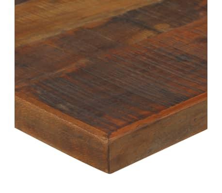 vidaXL Baro baldų komplektas, 7d., masyvi perdirbta mediena[4/21]