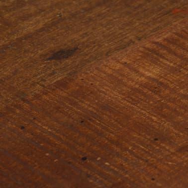 vidaXL Barska garnitura 7-delna iz trdnega predelanega lesa[13/21]