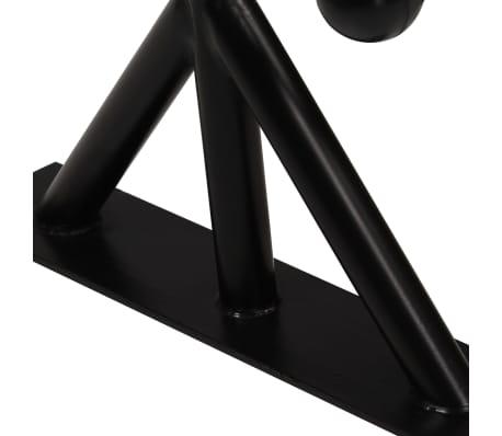vidaXL Barska garnitura 3-delna iz trdnega predelanega lesa večbarvna[7/22]