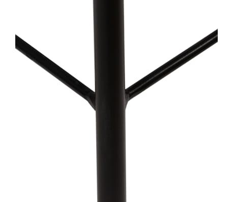 vidaXL 5-dijelni barski set od masivnog obnovljenog drva višebojni[15/21]