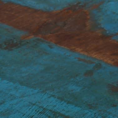 vidaXL Baro baldų komplektas, 9d., perdirbta mediena, įvairių spalvų[13/21]