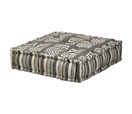 vidaXL Trivietė modulinė sofa-lova, audinys, dryžuota[12/23]