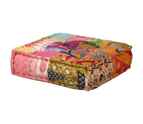 vidaXL Dvivietė modulinė sofa lova, skiautinis dizainas[3/11]