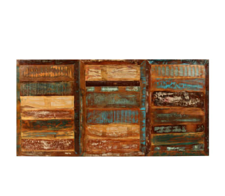 vidaXL Jídelní stůl z masivního recyklovaného dřeva 180 cm[3/11]