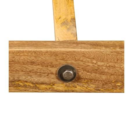 vidaXL Jídelní stůl z masivního recyklovaného dřeva 180 cm[6/11]