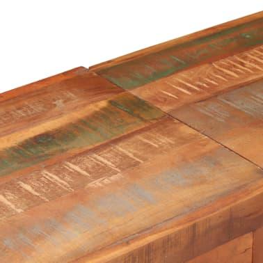 vidaXL Buffet Bois de récupération massif 150 x 35 x 75 cm[9/14]