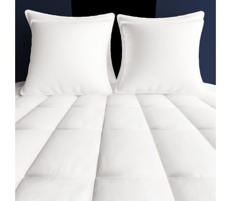 vidaXL Duntäcke 4 säsonger 135x200 cm[4/4]