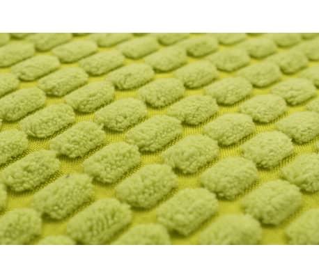 Olcsó vidaXL 2 db velúr párna 40 x 60 cm zöld  107faaa0db