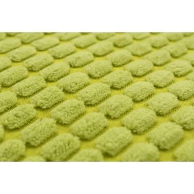 vidaXL Set Jastuka 2 kom od Velura 40x60 cm Zeleni[5/5]