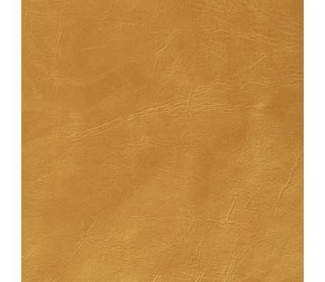 vidaXL diivanipatjade komplekt, 2 tk, 60 x 60 cm, kuldne[5/5]