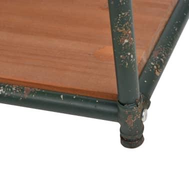 """vidaXL Storage Bench with Cushion 42.3""""x13.6""""x23.2""""[10/11]"""